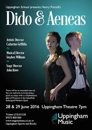 Dido and Aeneas Brochure